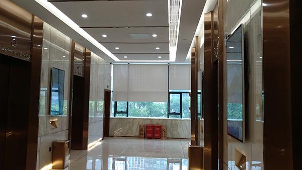 辦公樓宇信息發布系統方案2