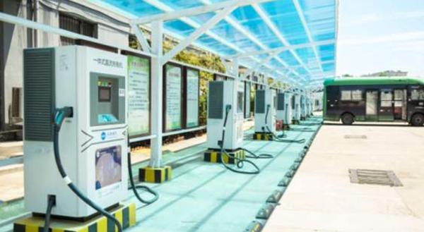 電動汽車充電站信息發布系統的作用