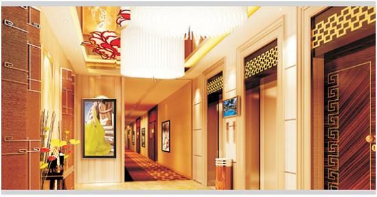 酒店信息發布系統方案